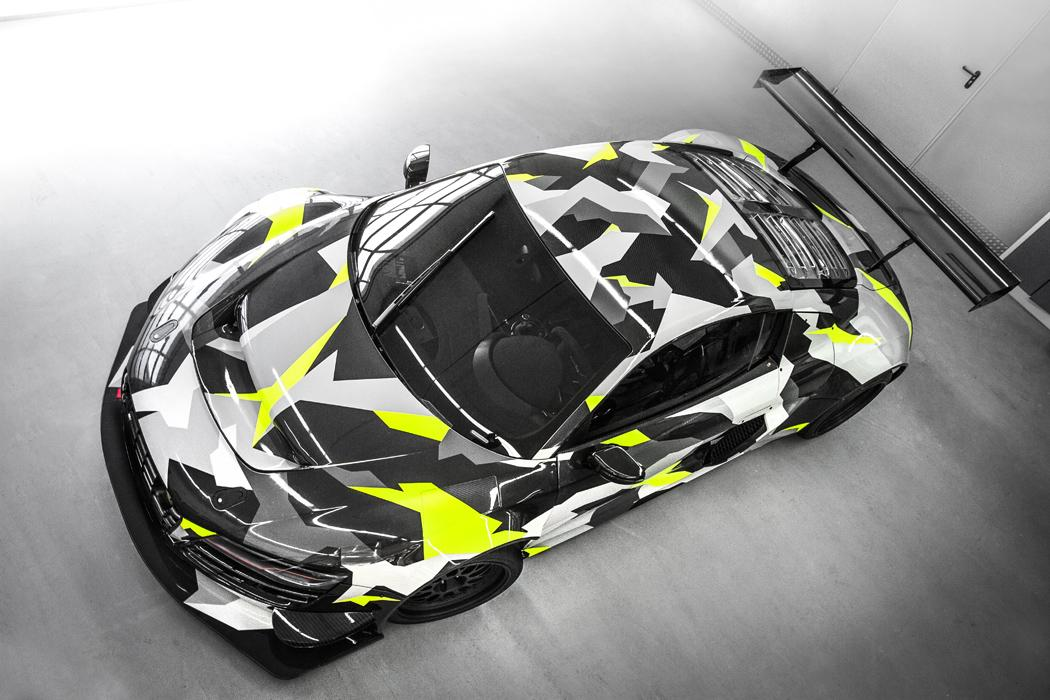 AUDI R8 MC8 V10